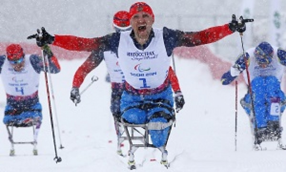 Winter Paralympic Games Sochi