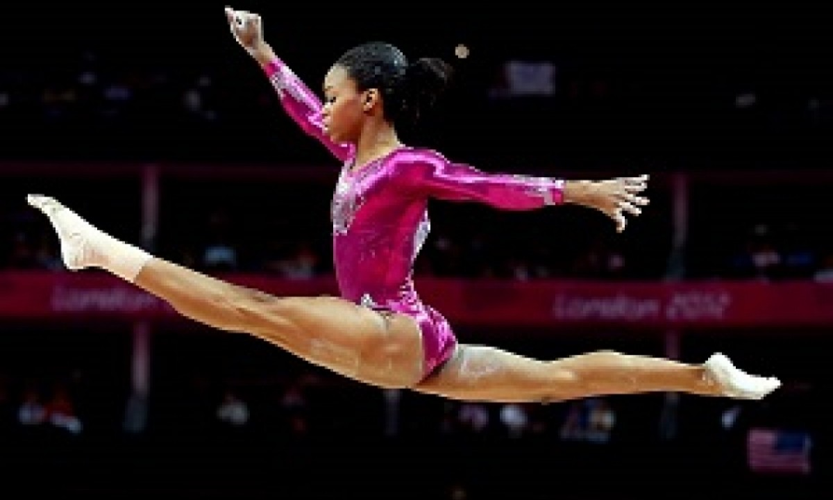 OLYMPIC GAMES London 2012 - Gabrielle Douglas