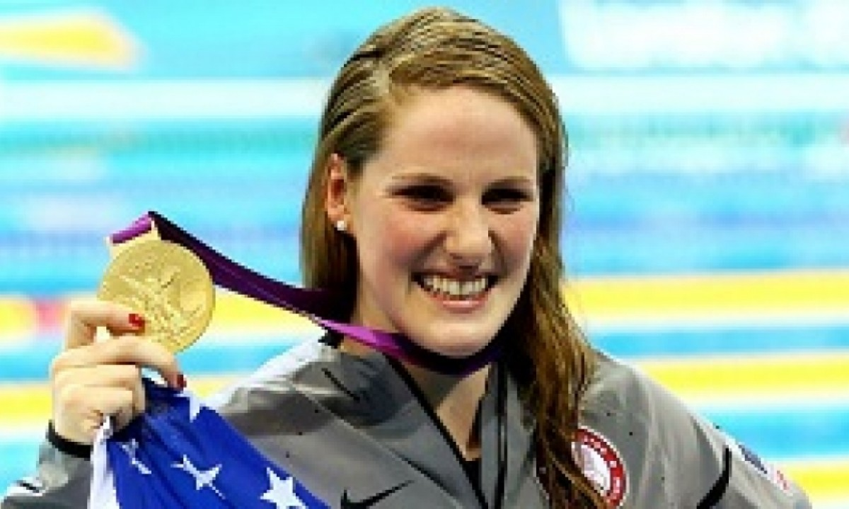 OLYMPIC GAMES London 2012 - Missy Franklin
