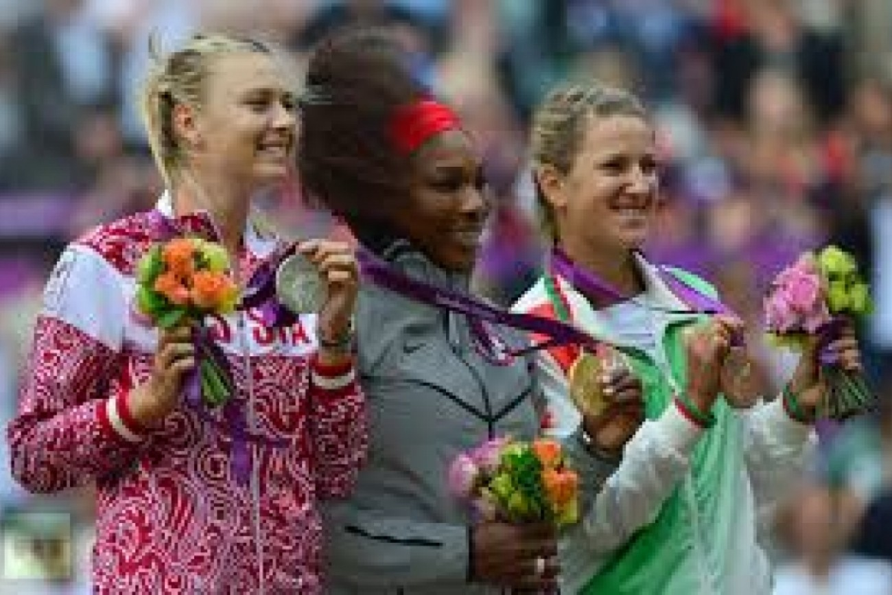 SUMMER OLIMPICS London 2012 - Serena Williams