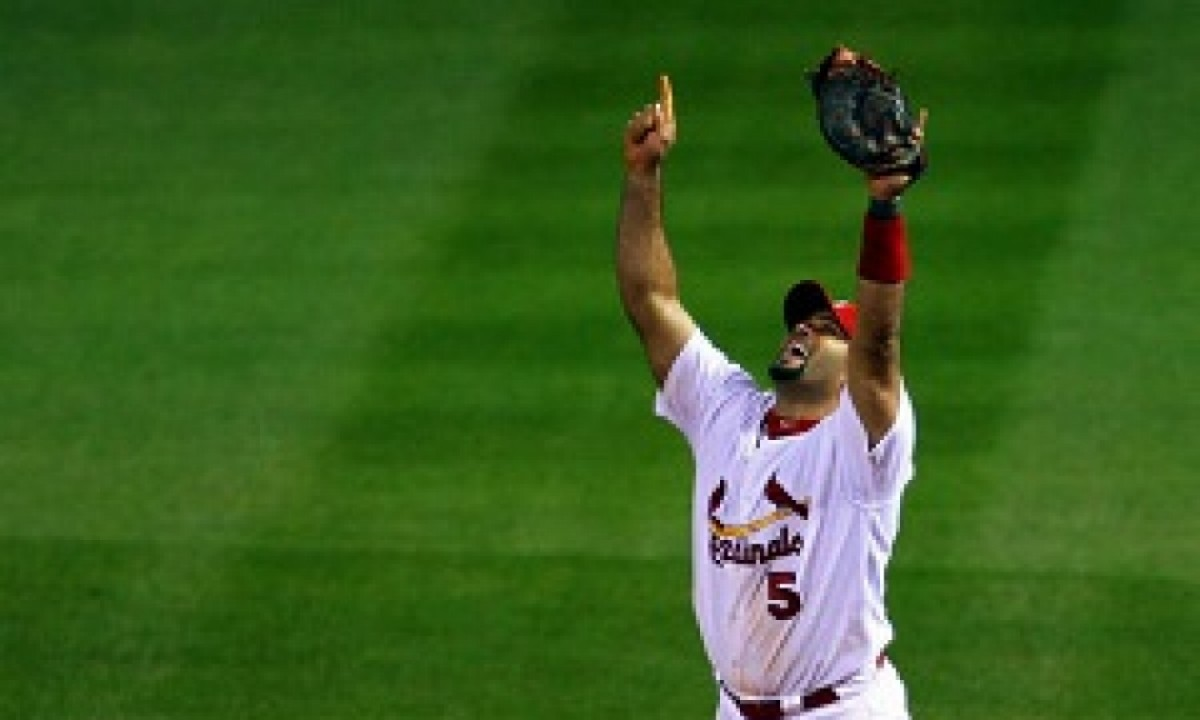 MLB WORLD SERIES 2011 SAINT LOUIS CARDINALS