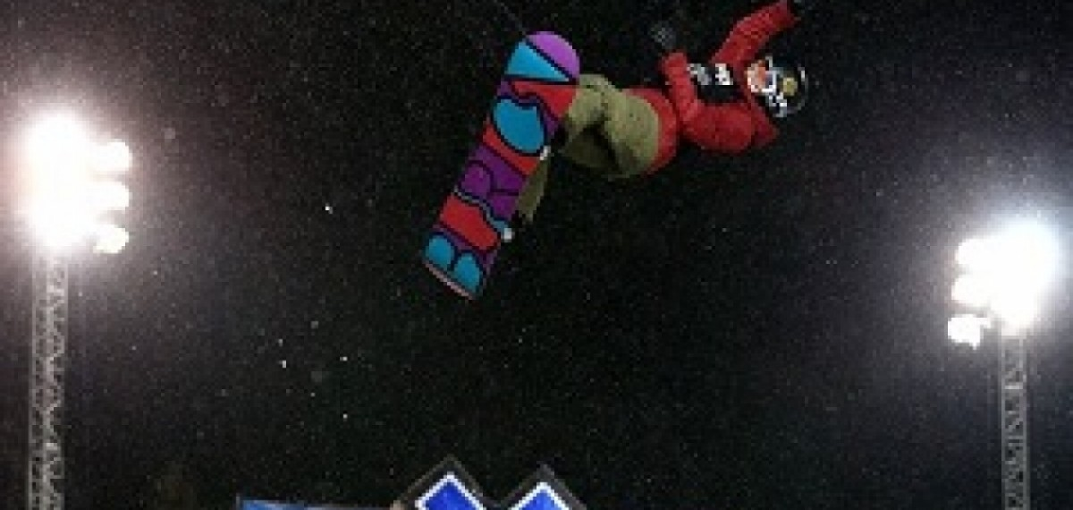 WINTER X GAMES 16 - Kelly Clark