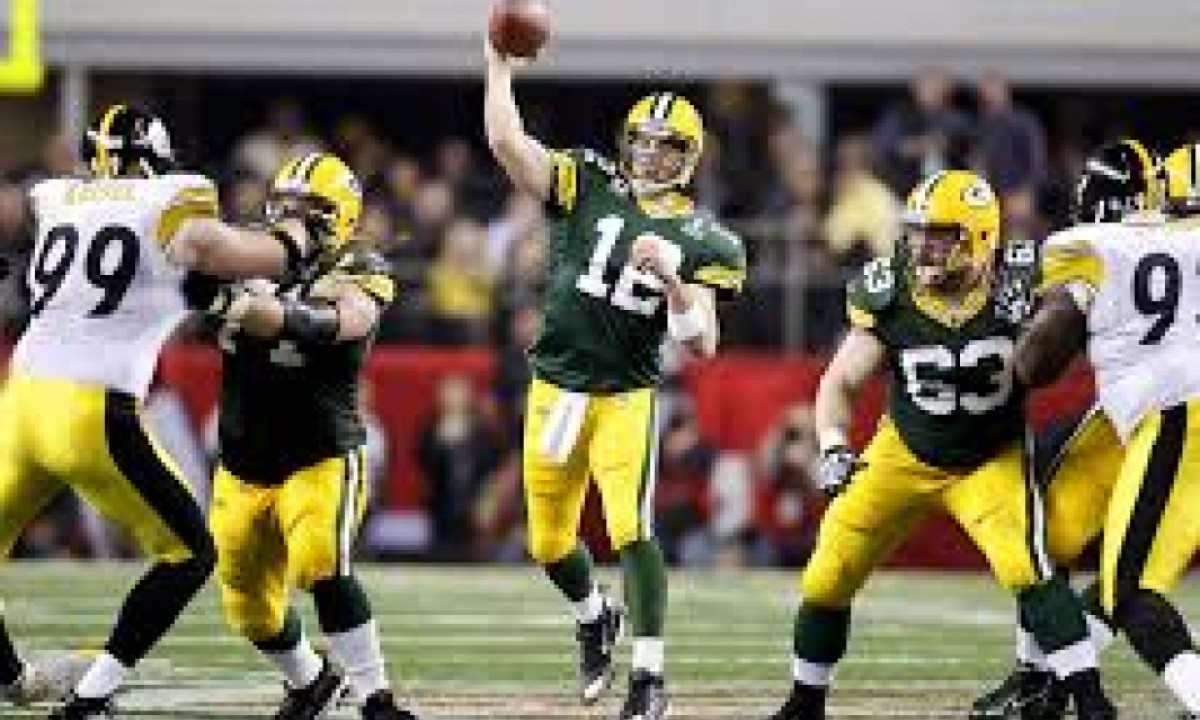 SUPER BOWL XLV 2011 GREEN BAY PACKERS