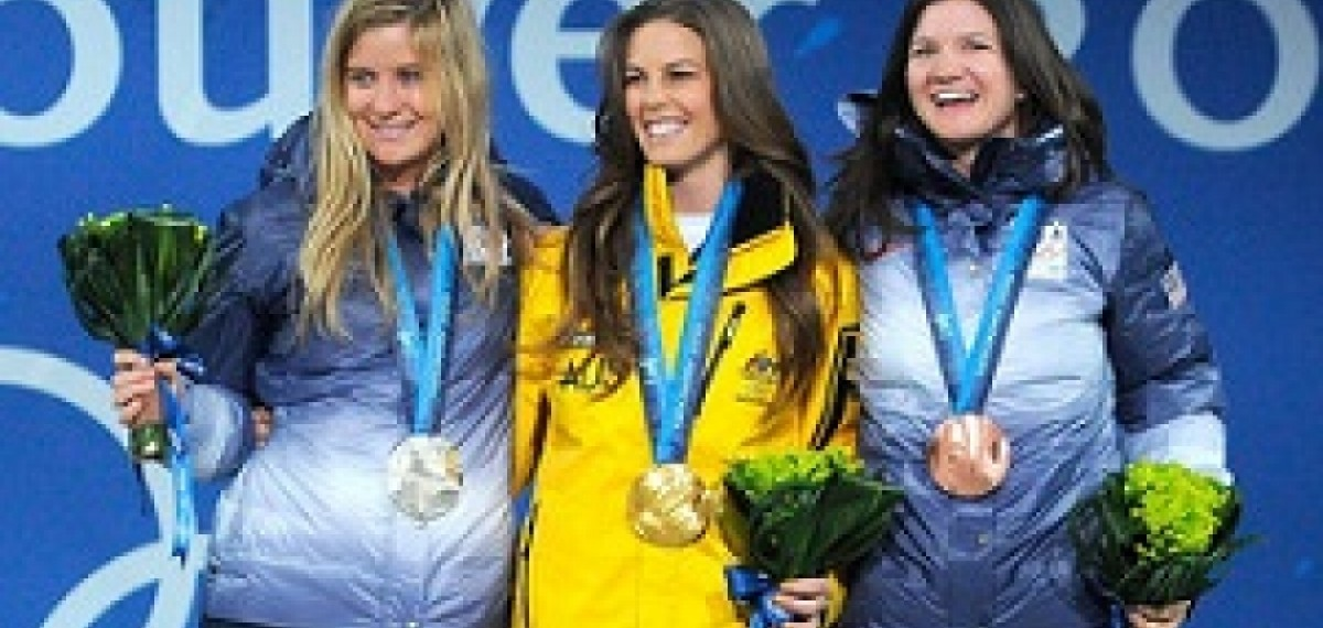 WINTER OLYMPIC GAMES Vancouver 2010 Kelly Clark - Snowboarding Halfpipe