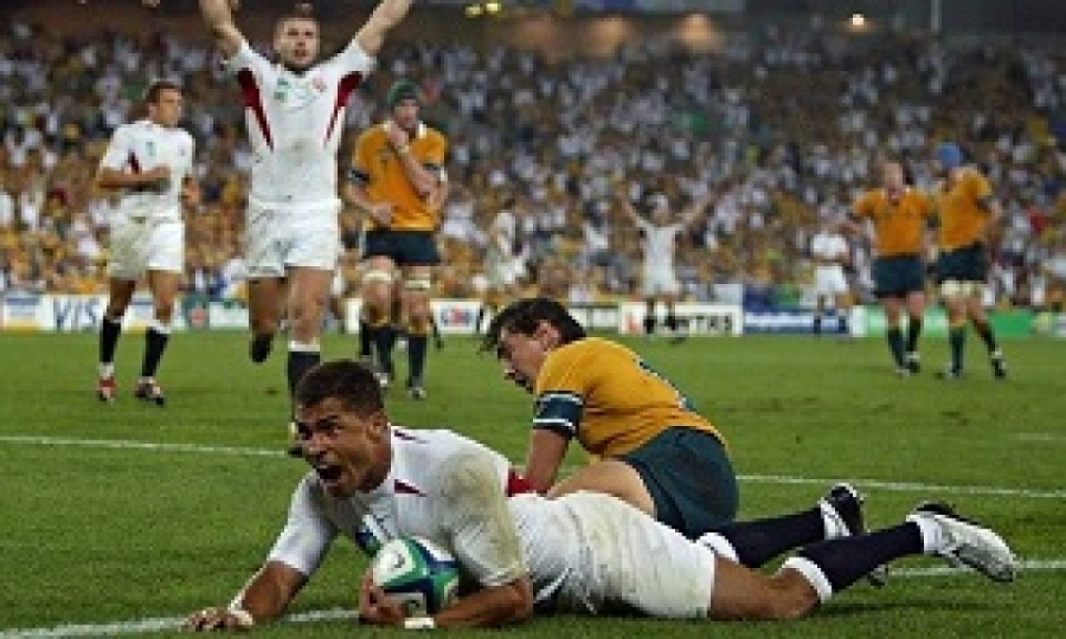 Fé dos Campeões de Rugby - Nick Farr-Jones / Jason Robinson / Michael Jones