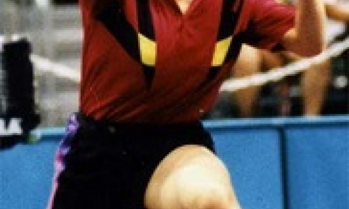 Olympic Champion Deng Yaping