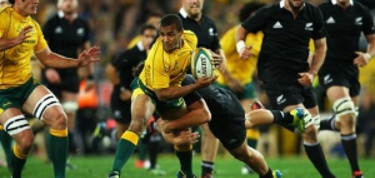 The Rugby Championship 2015