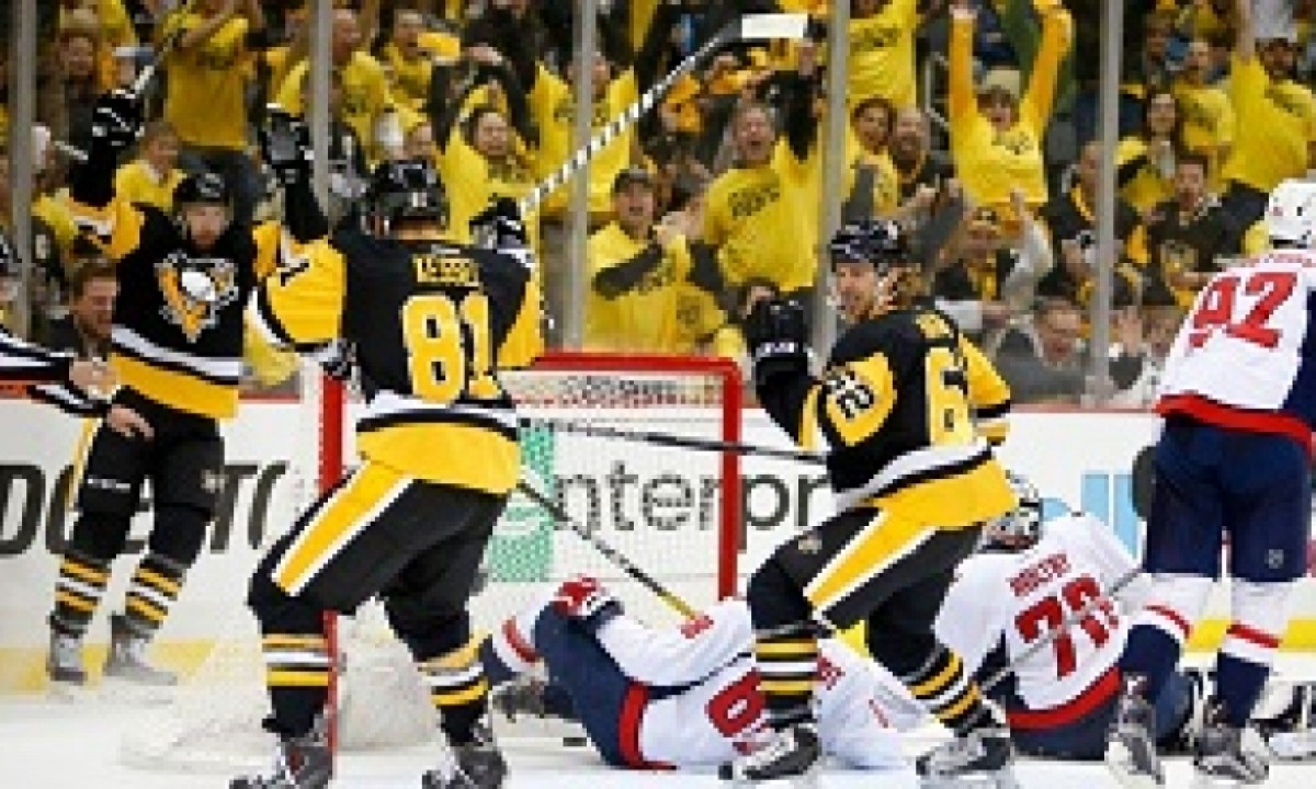 STANLEY CUP FINALS 2016 - Pittsburgh Penguins