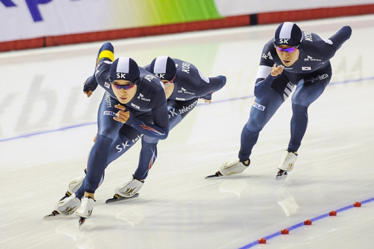 2017 World Single Distance Speed Skating Championship