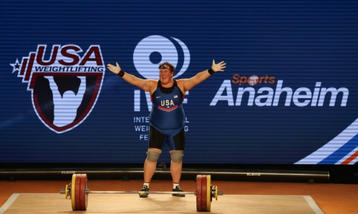 Weightlifting World Championships 2017 - Sarah Robles