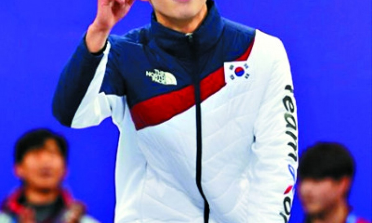 2018 WINTER OLYMPICS - PYEONGCHANG - Lim Hyo-Jun - Speed Skating