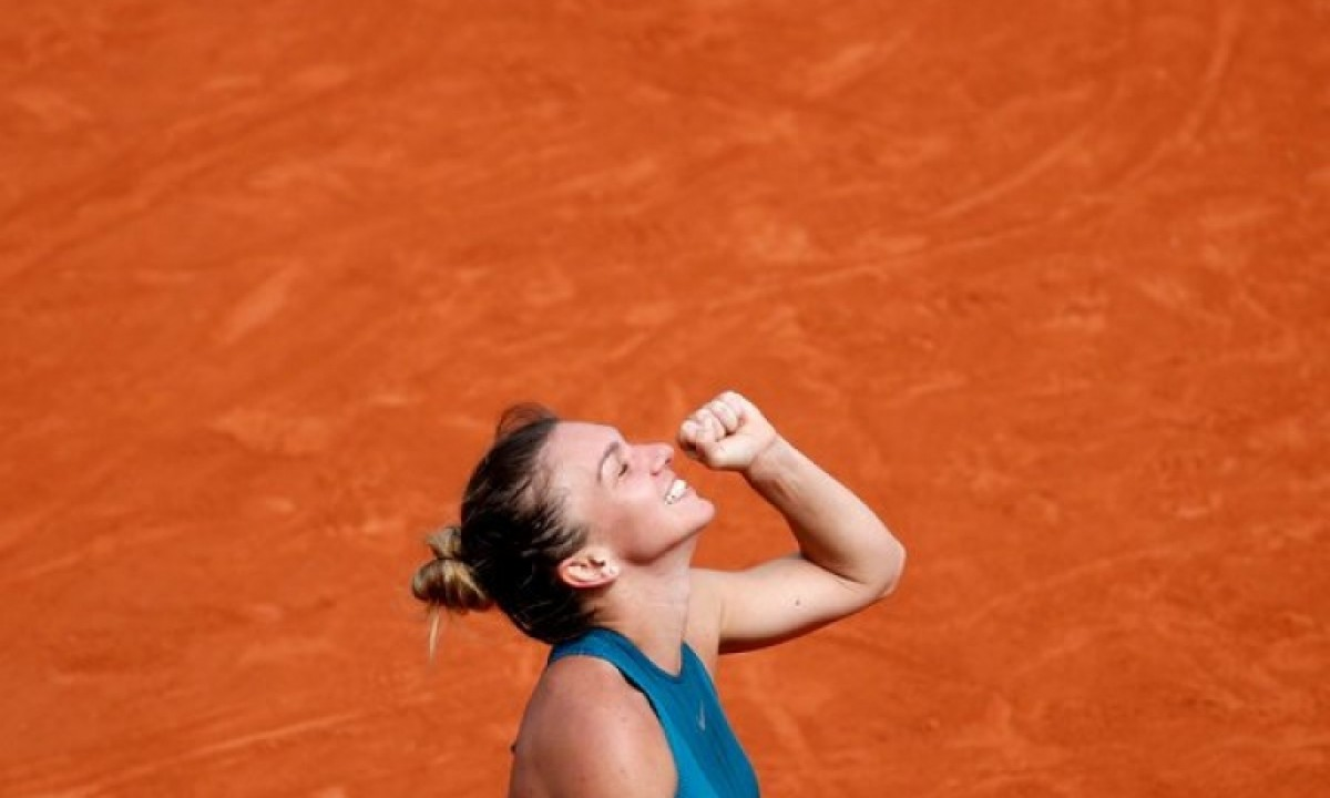 2018 FRENCH OPEN - SIMONA HALEP