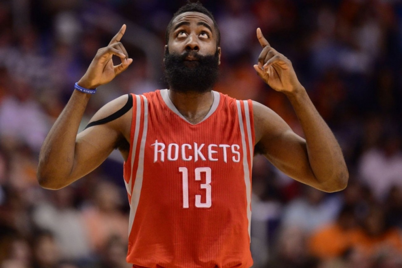 2018 NBA MVP REGULAR SEASON - JAMES HARDEN