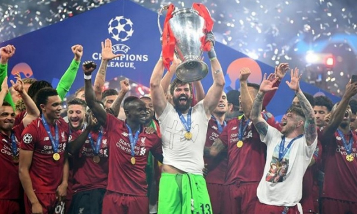 UEFA CHAMPIONS LEAGUE 2019 - LIVERPOOL