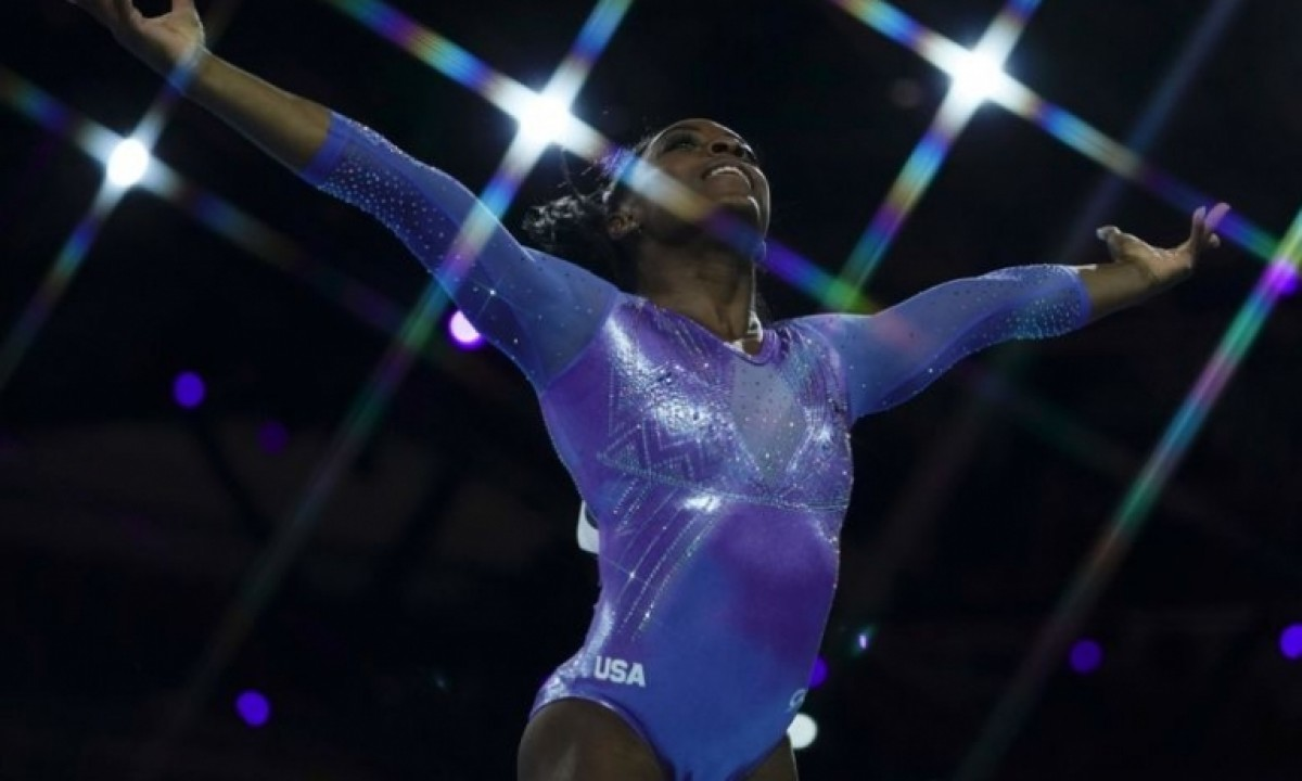 FIG GYMNASTICS ARTISTIC WORLD CHAMPIONSHIP 2019 - SIMONE BILES    USA