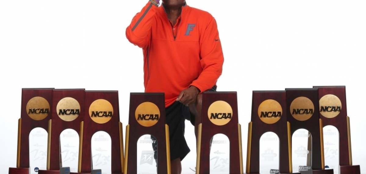 NCAA MEN'S INDOOR TRACK AND FIELD CHAMPIONSHIP 2019 - Coach Mike Holloway