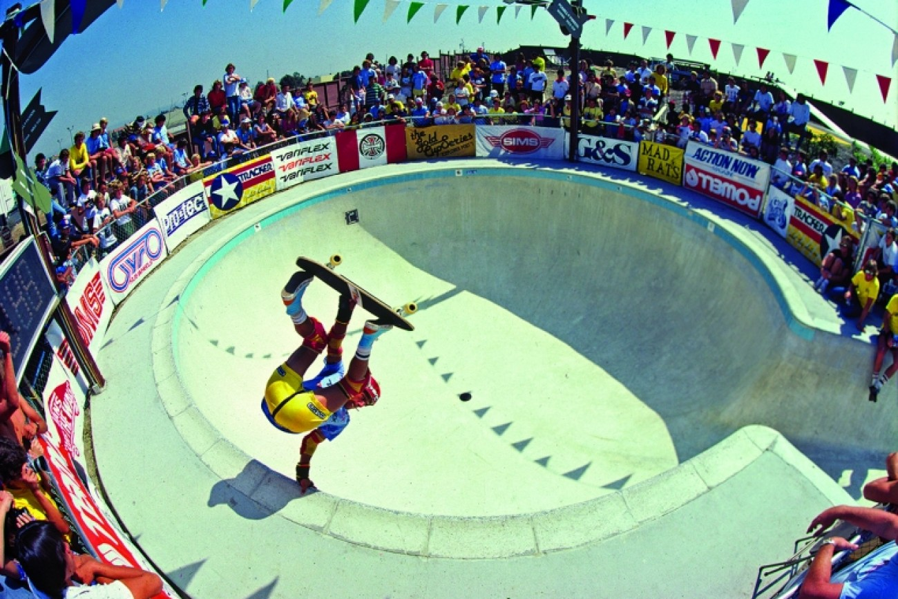 "TWO-TIME WORLD CHAMPION SKATEBOARDER  -  EDDIE ""EL GATO"" ELGUERA (USA)"